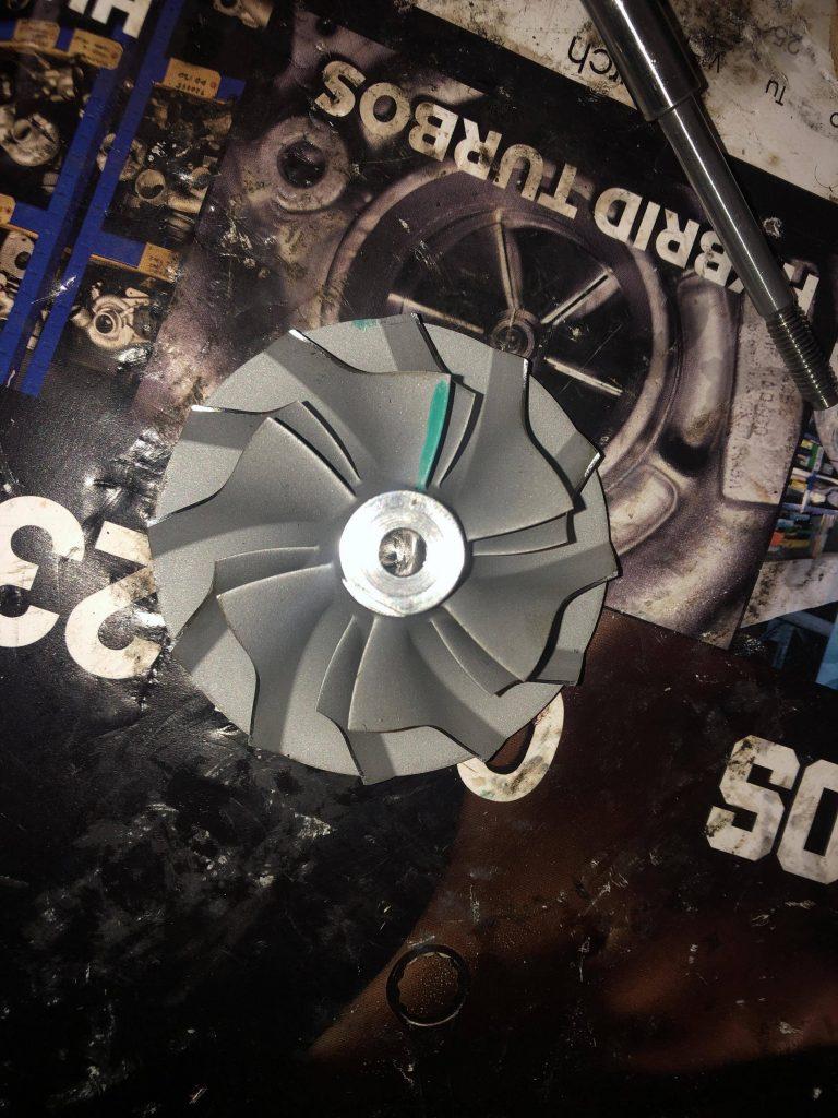 MaXpeedingRods GT2871 Turbo Compressor Wheel