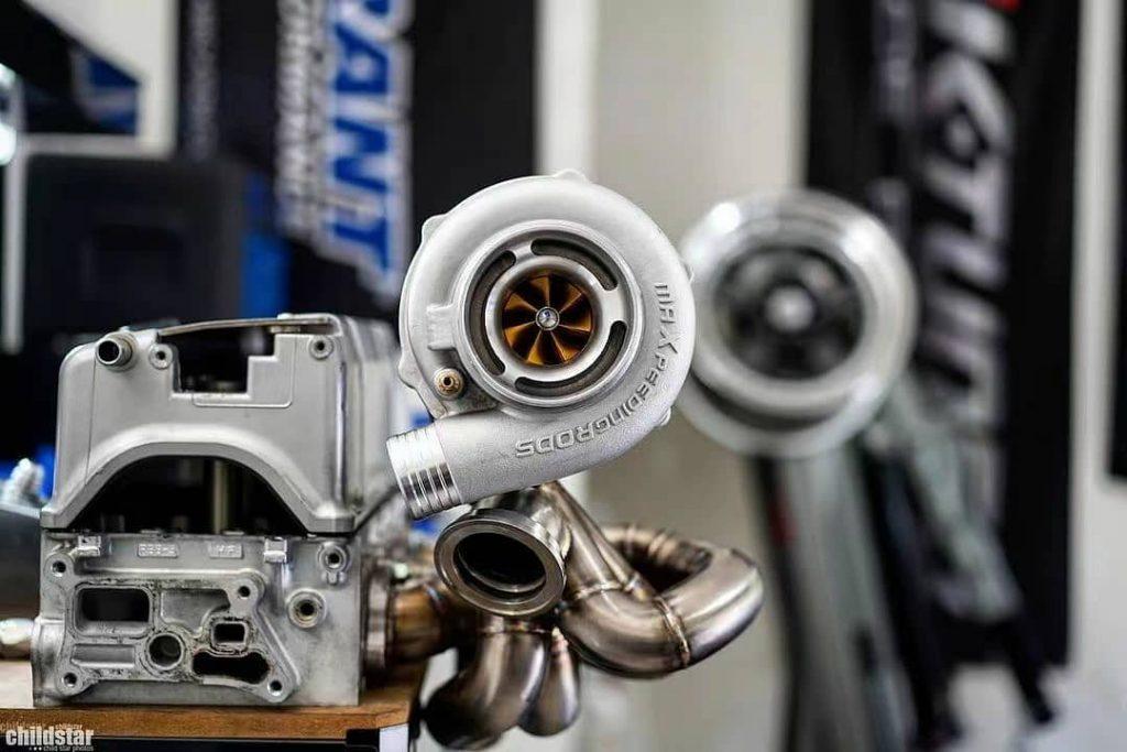 GT3076 turbo from maxpeedingrods