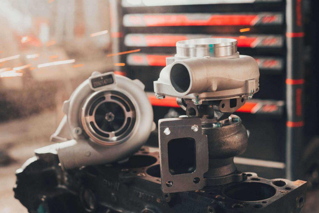 MaXpeedingRods turbocharger