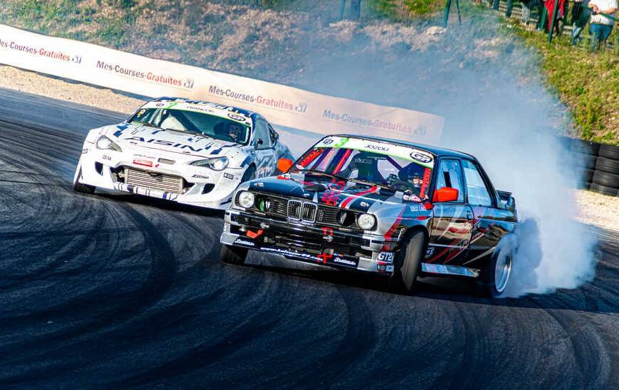 The French Drift Championship (CFD)