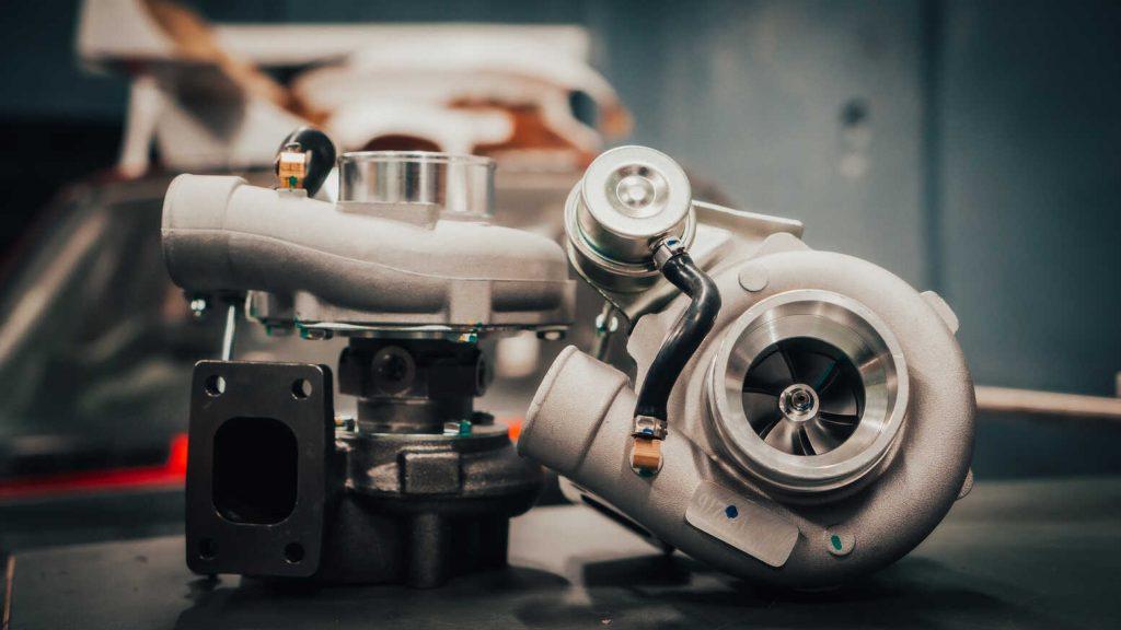 The Engine Get Street Performance Turbo