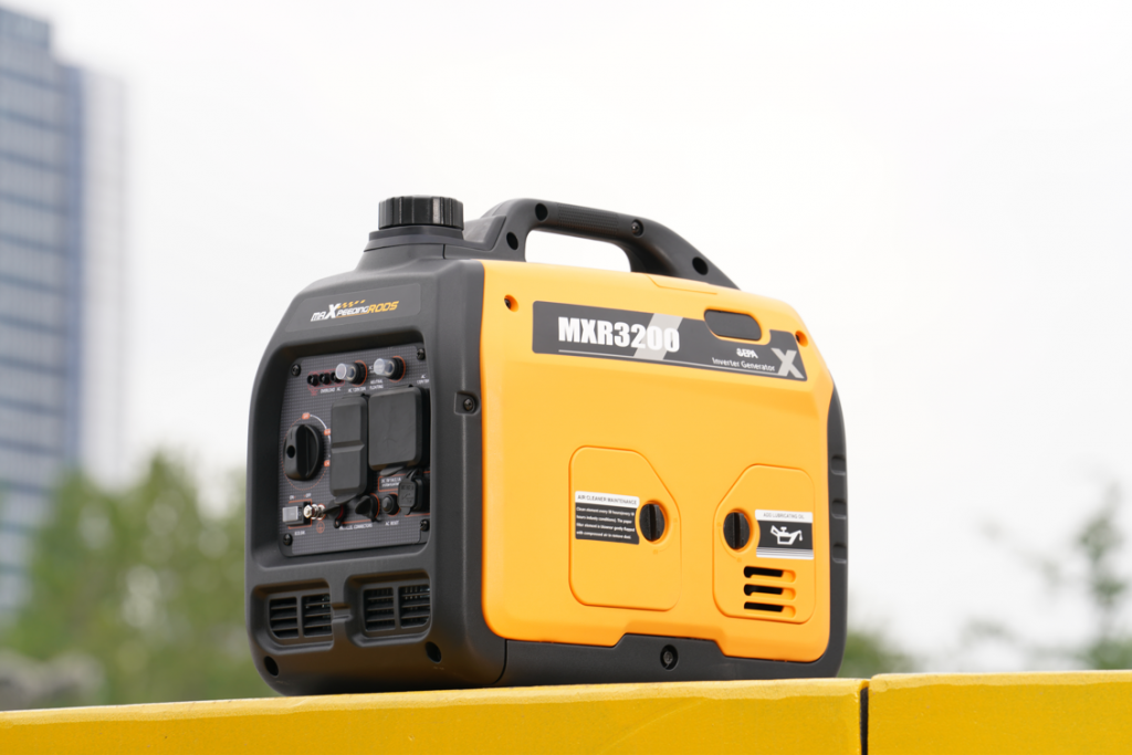MaXpeedingRods New Line of Portable Generators: Quiet, Compact, and Great for Camping or Emergencies