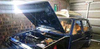 Customer Build: Warren and his VW Golf Mk6