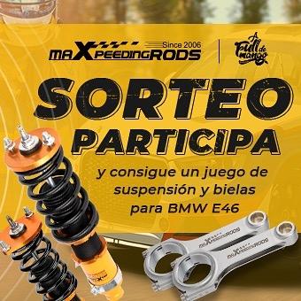 MaXpeedingRods Contributing to Local Racing Culture By Sponsoring A Full De Mango